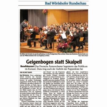 Ärzteorchester Wörishofen