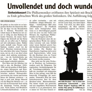 Kritik Bruckner