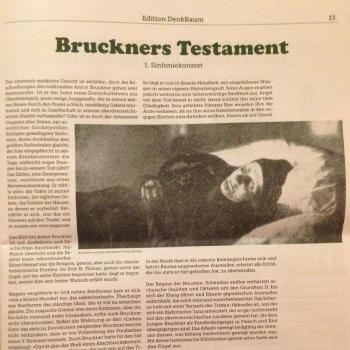 Theaterzeitung