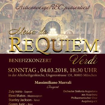Requiem Verdi München